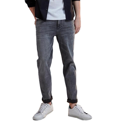 Birchwood Grey Jeans - Slim