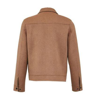 Hawthorne Wool Field Coat