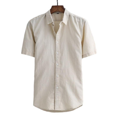Birchwood Short Sleeve Collared Button Up