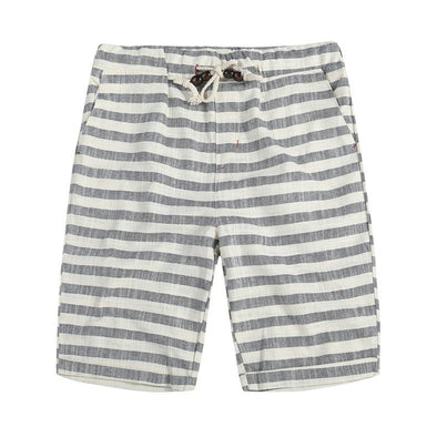 Osier Light Striped Shorts