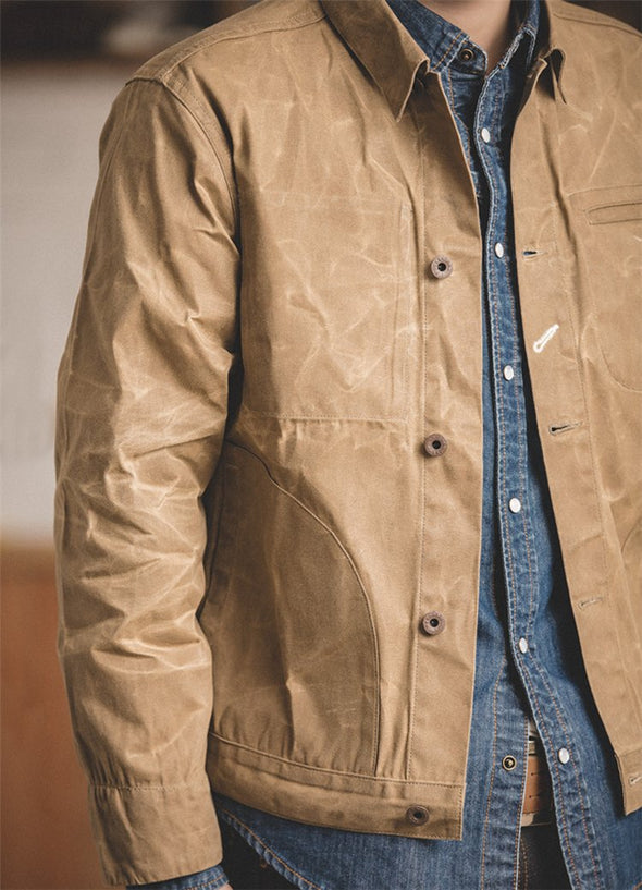 Midland Canvas Jacket