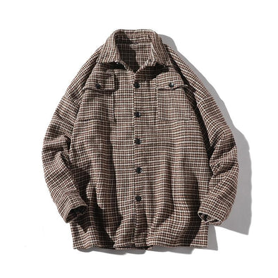Midland Thick Plaid Flannel