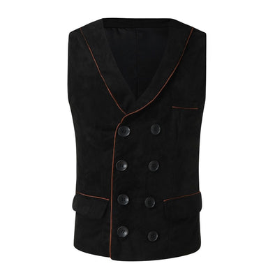 Hawthorne Double Breasted Retro Vest
