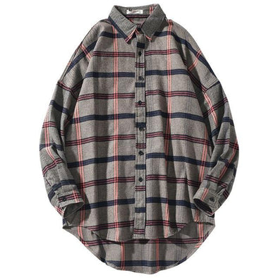 Midland Strike-through Flannel