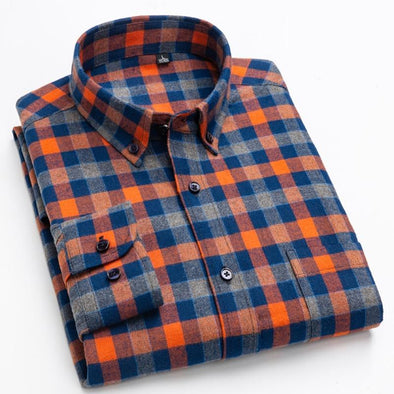 Midland Basics Button Down Flannel