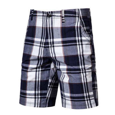 Hawthorne Plaid Shorts