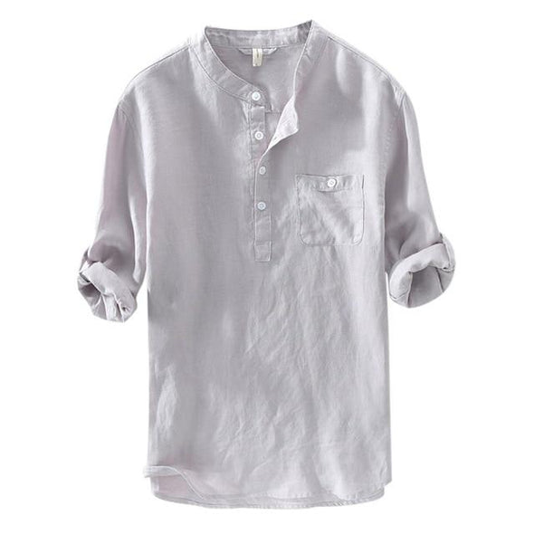 Birchwood Mid-Button Henley