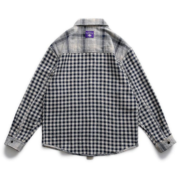 Rockland Reversible Flannel