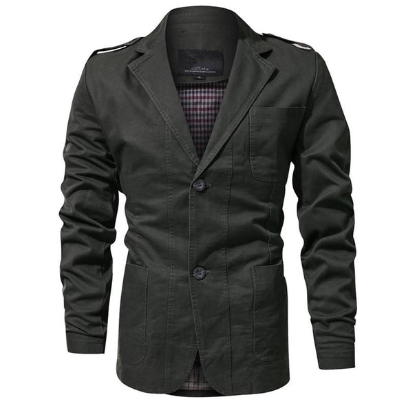 Button Up Field Jacket