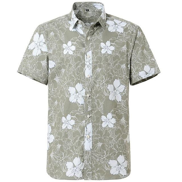 Osier No-Pocket Hawaiian