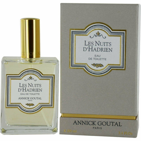 Annick Goutal LES NUITS D'HADRIEN EDT Eau De Toilette for Men 3.4 oz /100 ml New (Sealed)