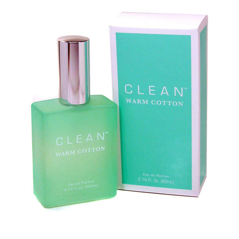 Clean Warm Cotton 2.14 oz / 60 ml EDP