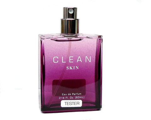Clean Skin 2.14 oz / 60 ml EDP tester