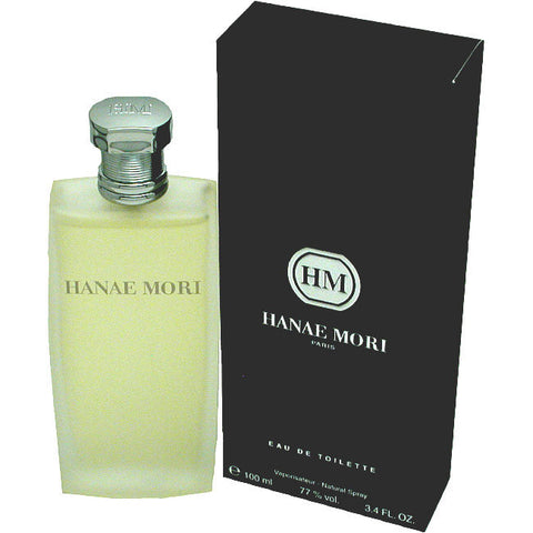 HM Hanae Mori Men Eau de Toilette 3.4oz / 100ml