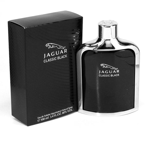 Jaguar Black 100ml / 3.4oz EDT