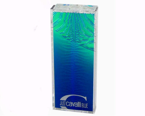 Roberto Cavalli Just Cavalli Blue EDT Eau de Toilette 60ml / 2.0oz (tester)