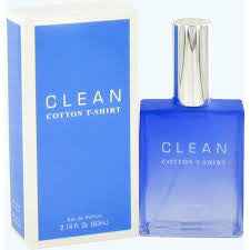 Clean Cotton T-Shirt 2.14 oz / 60 ml EDP