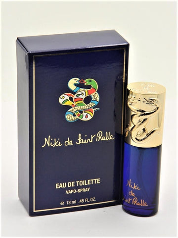 Niki De Saint Phalle Perfume .45 oz / 13 ml Eau De Toilette Spray