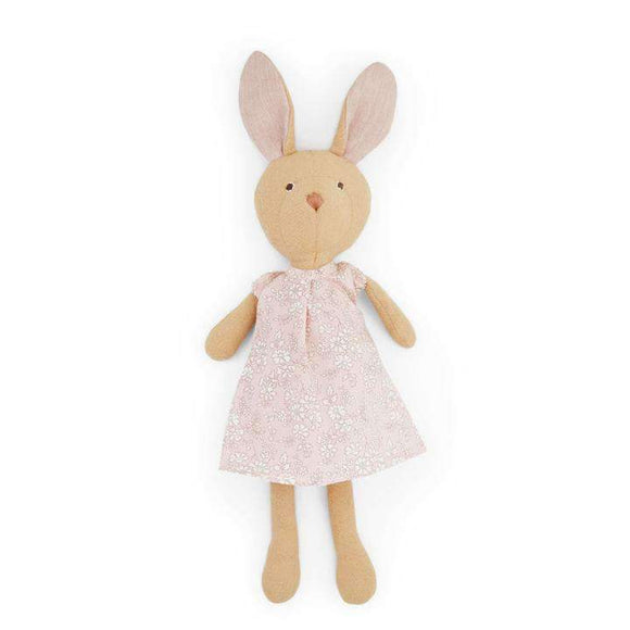 Hazel Village Animal - Juliette Rabbit in Tea Party Dress