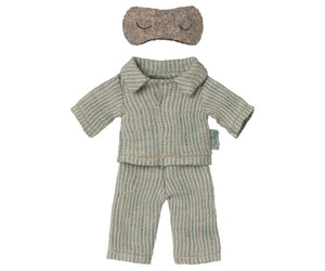 Maileg Pajama Set - Dad Mouse