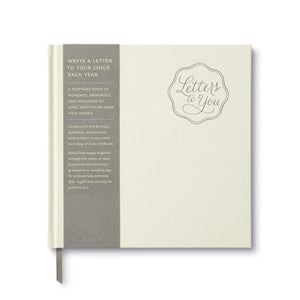 Compendium Baby Book - Write A Letter