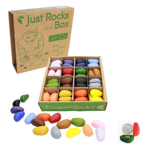 Crayon Rocks: Just Rocks in a Box