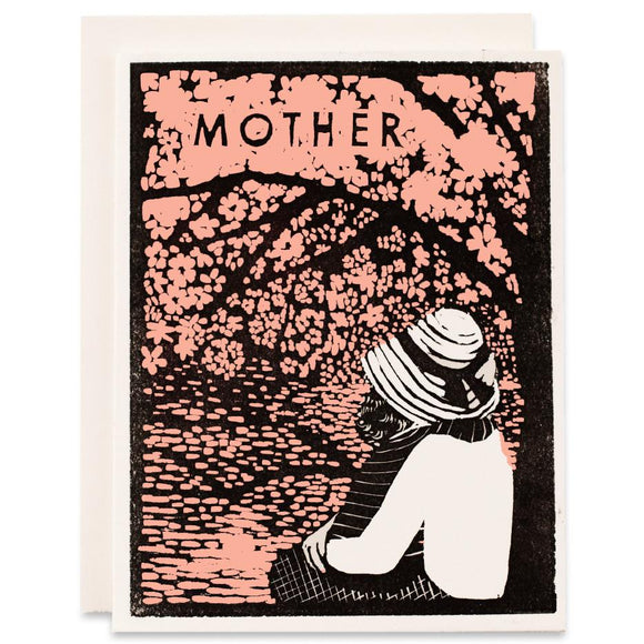 Heartell Press Card - Mother