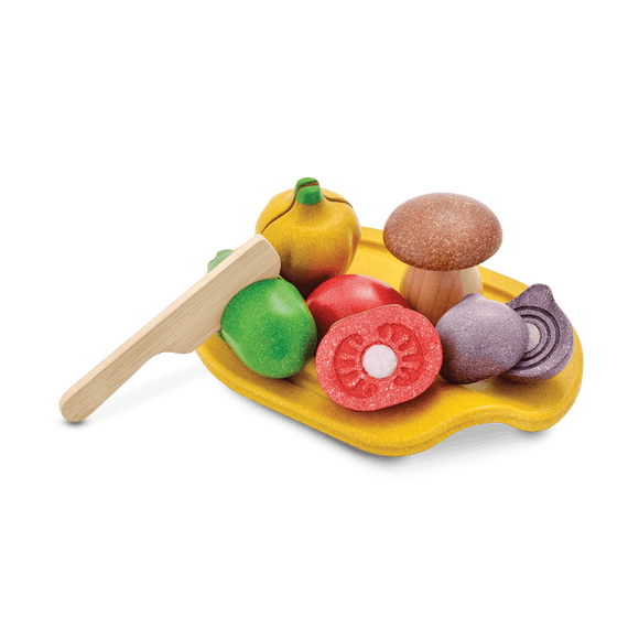 PlanToys Assorted Vegetable Set