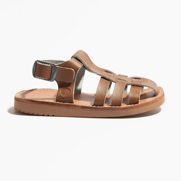Freshly Picked Bixby Sandal - Cognac