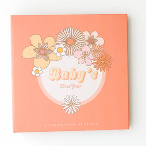 Lucy Darling Memory Book - Flower Child