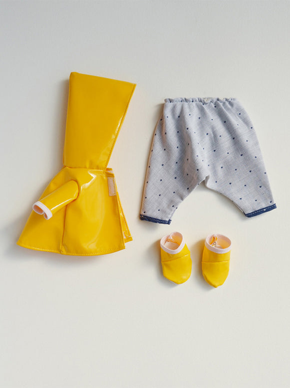 Hazel Village Doll Raincoat Set