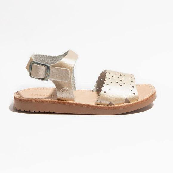 Freshly Picked Laguna Sandal - Platinum