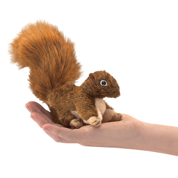 Folkmanis Red Squirrel
