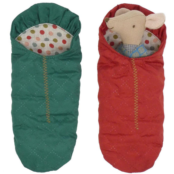 Maileg Mouse Sleeping Bag - New Colors!
