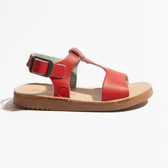 Freshly Picked Malibu Sandal - Cherry