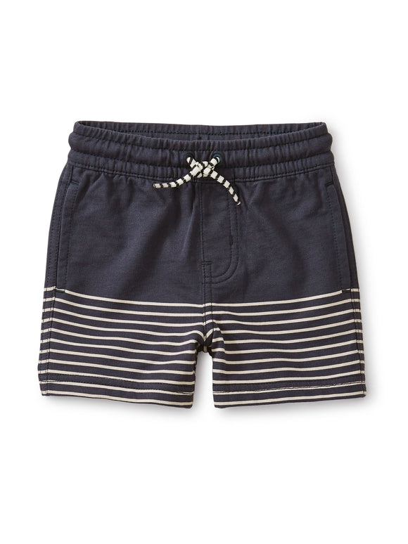 Tea Collection Baby Beach Shorts - Indigo