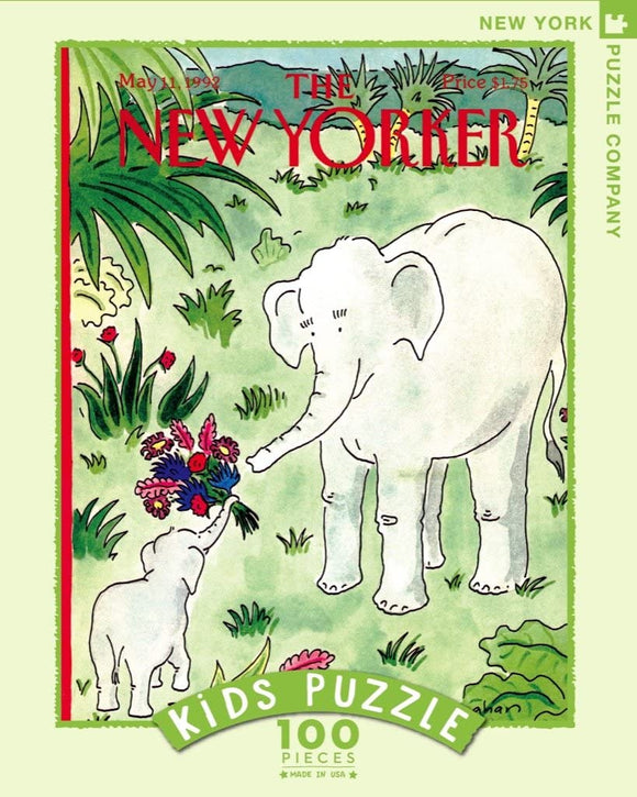 The New Yorker Elephant Puzzle