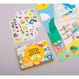 OMY Stickers & Decor Pocket