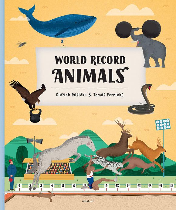 World Record Animals