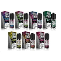 20MG Double Drip  10ML Flavoured Nic Salts E Liquid