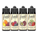 Frukt Cyder 0mg 100ml Shortfill E-liquid (70VG/30PG)