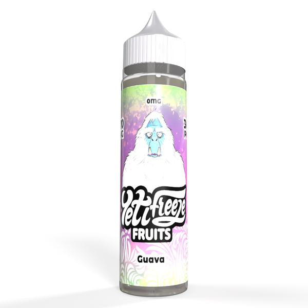 YetiFreeze Fruits 0mg 50ml Shortfill (70VG/30PG)