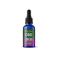 Fly Oil 300mg CBD Broad Spectrum Tincture Oil 30ml