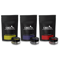 CBDLife 95% CBD Terpene Infused Isolate 0.5g