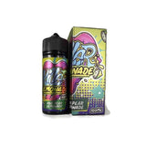 Killer Lemonade 0mg 100ml Shortfill (70VG/30PG)