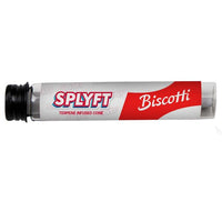 SPLYFT Cannabis Terpene Infused Rolling Cones – Biscotti