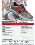 SCARPE ANTINFORTUNISTICA UPOWER THE ROAR S3 SRC U-Power