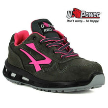 UPOWER SAFETY SHOES RED LION CANDY S3 CI SRC U-Power WOMEN'S LEATHER