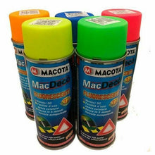 Vernice Spray Macota Tuning Color - Colori Fluorescenti 400ML FLUO
