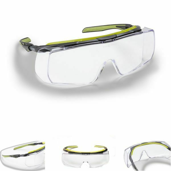 POLYCARBONATE WORK GLASSES WITH PROTECTION